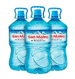San Mateo sin gas 7L