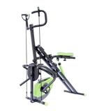 Máquina Abdominal+ Bicicleta+ Pistón 12 Nivl +Twister+Ligas