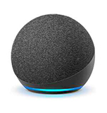 Parlante Inteligente Bluetooth Amazon Echo Dot 4 con Alexa