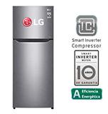 Refrigeradora LG con Smart Inverter Compressor, 187L