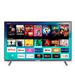 TV Hyundai LED 32 HD Smart Netflix multistream